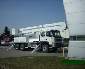 Altec A65 do Volvo
